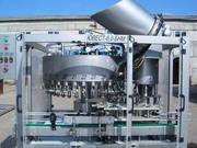 Беруни,  Оборудование для розлива. Линия розлива воды,  кваса,  напитков,  пива