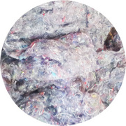 Вата из регенерированных хлопчатобумажных отходов (цветная)