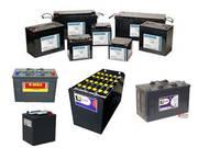 Тяговые (силовые)аккумуляторные батареи NBA,  SIAP