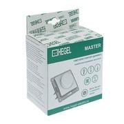 В серии MASTER – диммер поворотно-нажимной с эффектом памяти от HEGEL